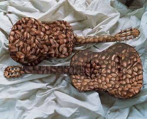 guitars coffee by sky   princess