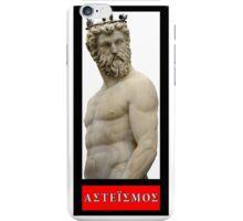 Greek Banter iPhone Case/Skin