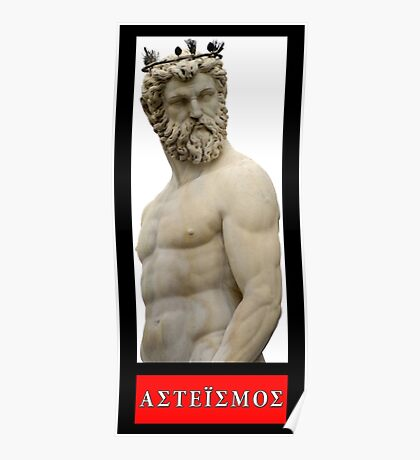 Greek Banter Poster