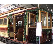 Tram 1 Photographic Print