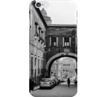 Catania, Sicily iPhone Case/Skin