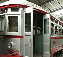 Tram 362 by ScenerybyDesign