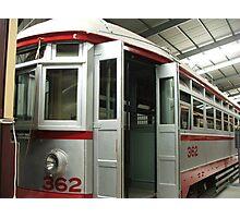 Tram 362 Photographic Print