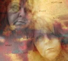Pretty as You Feel (art, poem & a song) by Rhonda Strickland