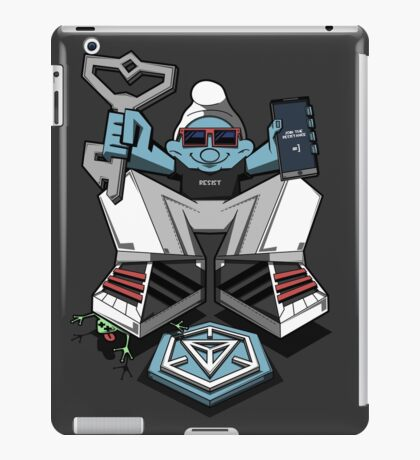Resistance BOSS iPad Case/Skin