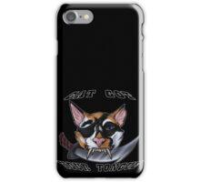 Cat Gotcher Tongue iPhone Case/Skin
