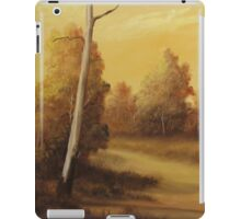 Country Road Sunset iPad Case/Skin