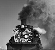 Engine 488, Cumbres & Toltec Railway by Mitchell Tillison