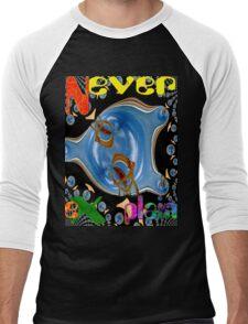Never Explain -7 Men's Baseball ¾ T-Shirt