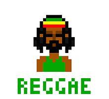 Reggae by bippypixelart