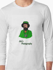 Jim's Photography Long Sleeve T-Shirt