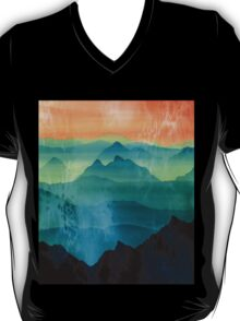 Tranquility (Orange Sky) T-Shirt