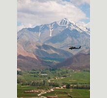 an awe-inspiring Tajikistan landscape Unisex T-Shirt