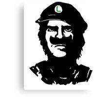 Luigi Che Canvas Print