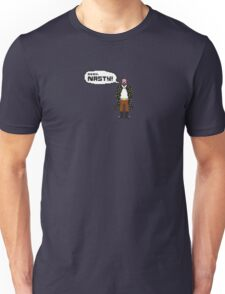 KNIGHTMARE - OOOH, NASTY! (8bit) Unisex T-Shirt
