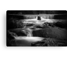 Falls on the Creek Canvas Print