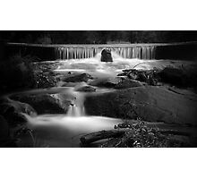 Falls on the Creek Photographic Print