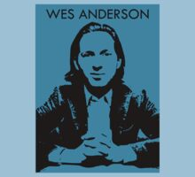 Wes Anderson by spencertberry