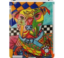 Love Me Pit Bull iPad Case/Skin