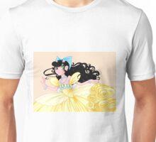 Girl in a Dress Unisex T-Shirt