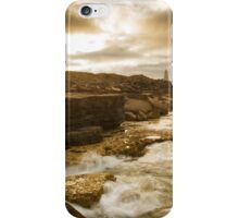 Portland Bill Lighthouse iPhone Case/Skin