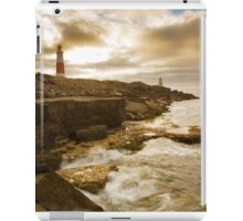 Portland Bill Lighthouse iPad Case/Skin
