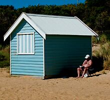 The active life of an Aussie Bloke by Mark Elshout