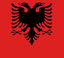 red and black eagle  Unisex T-Shirt