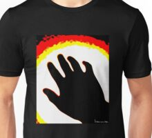 because I can touch the sun. Unisex T-Shirt