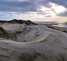 Dune and beach 2 by Adri  Padmos