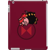 Pink Widow iPad Case/Skin