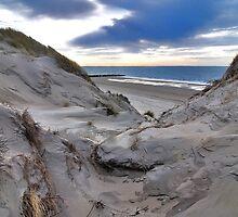 Dune and beach 3 by Adri  Padmos