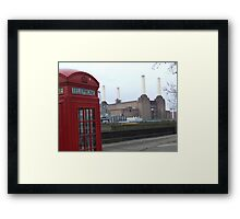 icons of london[ Framed Print