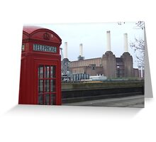 icons of london[ Greeting Card