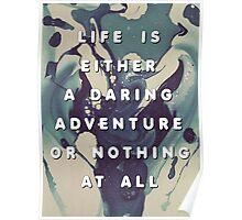 A Daring Adventure Poster