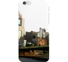 Pittsburgh, PA: Allegheny River iPhone Case/Skin
