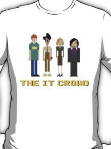 The IT Crowd – Roy, Moss, Jen and Douglas T-Shirt