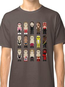 8-Bit Wrestlers '97! Classic T-Shirt