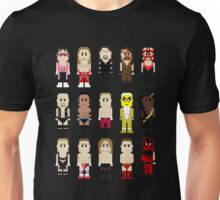 8-Bit Wrestlers '97! Unisex T-Shirt