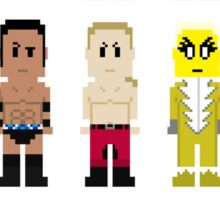8-Bit Wrestlers '97! Sticker