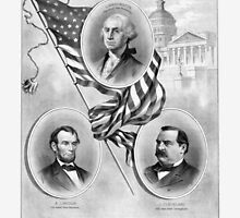 Saviours Of Our Country -- American History by warishellstore