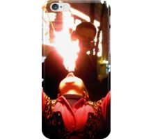 Pittsburgh, PA: Fire Eater 2 iPhone Case/Skin