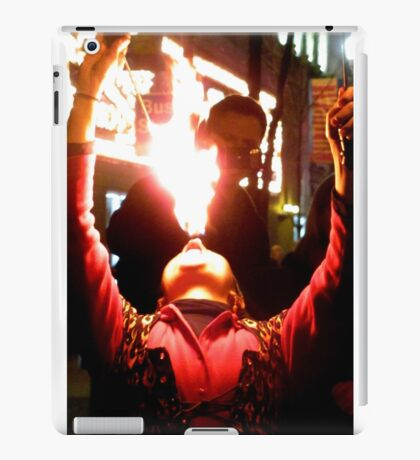 Pittsburgh, PA: Fire Eater 2 iPad Case/Skin