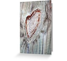 Smiley Heart Greeting Card