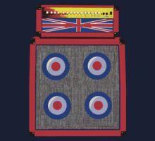 Brit Pop Amp by Auslandesign