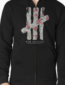 New Politics Floral T-Shirt