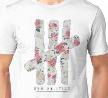 New Politics Floral Unisex T-Shirt