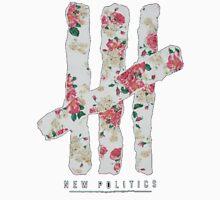New Politics Floral T-Shirt