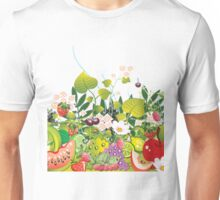 Garden of Fruit III Unisex T-Shirt