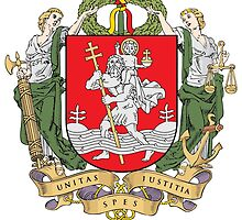 Coat of Arms of Vilnius by abbeyz71